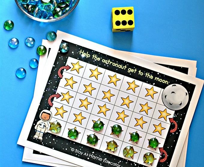 space grid game