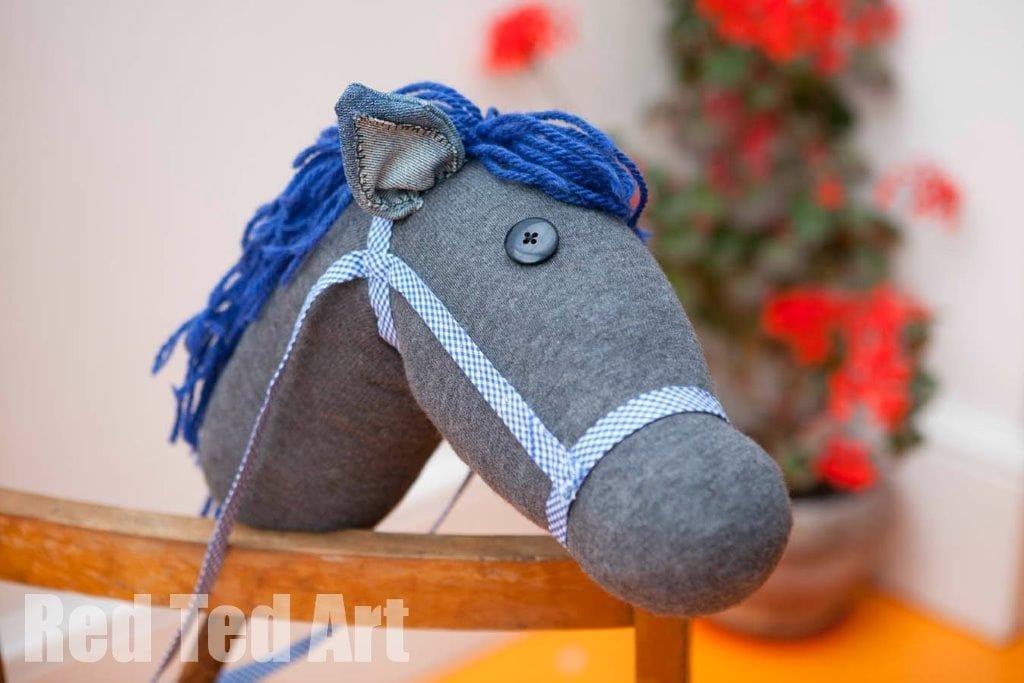 diy pogo horse