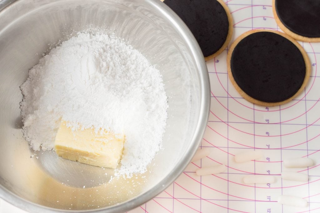 blackboard cookies recipe step 5