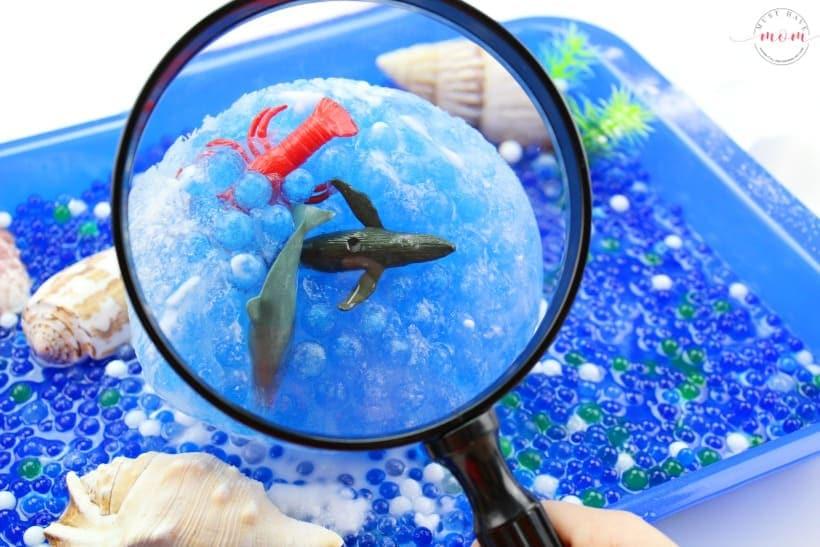 frozen ocean activity ocean activities for kids
