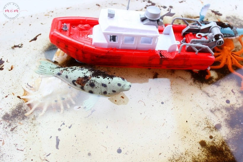ocean pollution activity