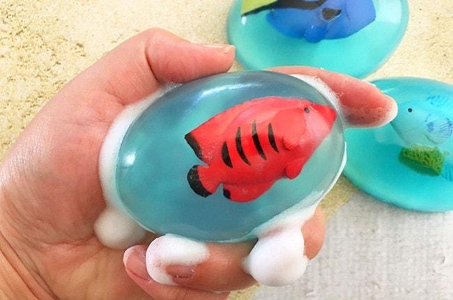 under the sea soaps ocean activities for kids