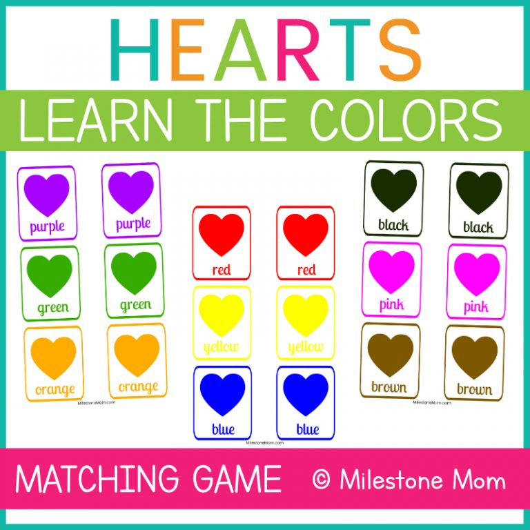 Heart Matching Game