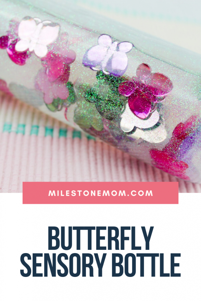 Butterfly Sensory Bottle