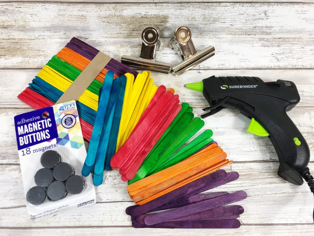 Popsicle Stick Supplies