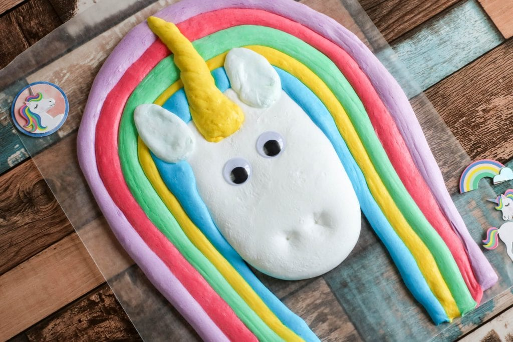 Fluffy Unicorn Slime