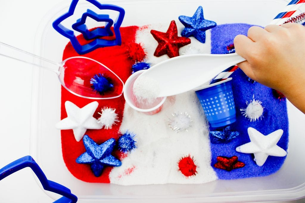 Independence Day Kids Activity