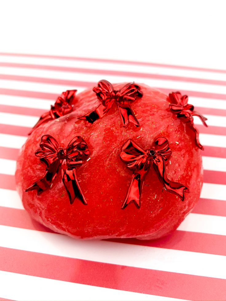 Christmas or Valentine's Day Slime
