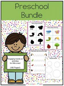 Preschool Bundle